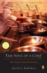 The Soul of a Chef by Michael Ruhlman, Michael Symon, Thomas Keller, books about chefs