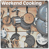 Weekend Cooking, Cooking books, food books