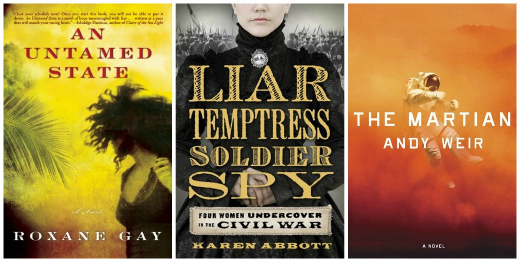 Best Books of 2014 - Honorable Mentions