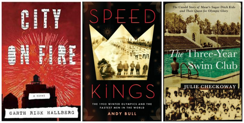 City on Fire, Speed Kings, Three-Year Swim Club