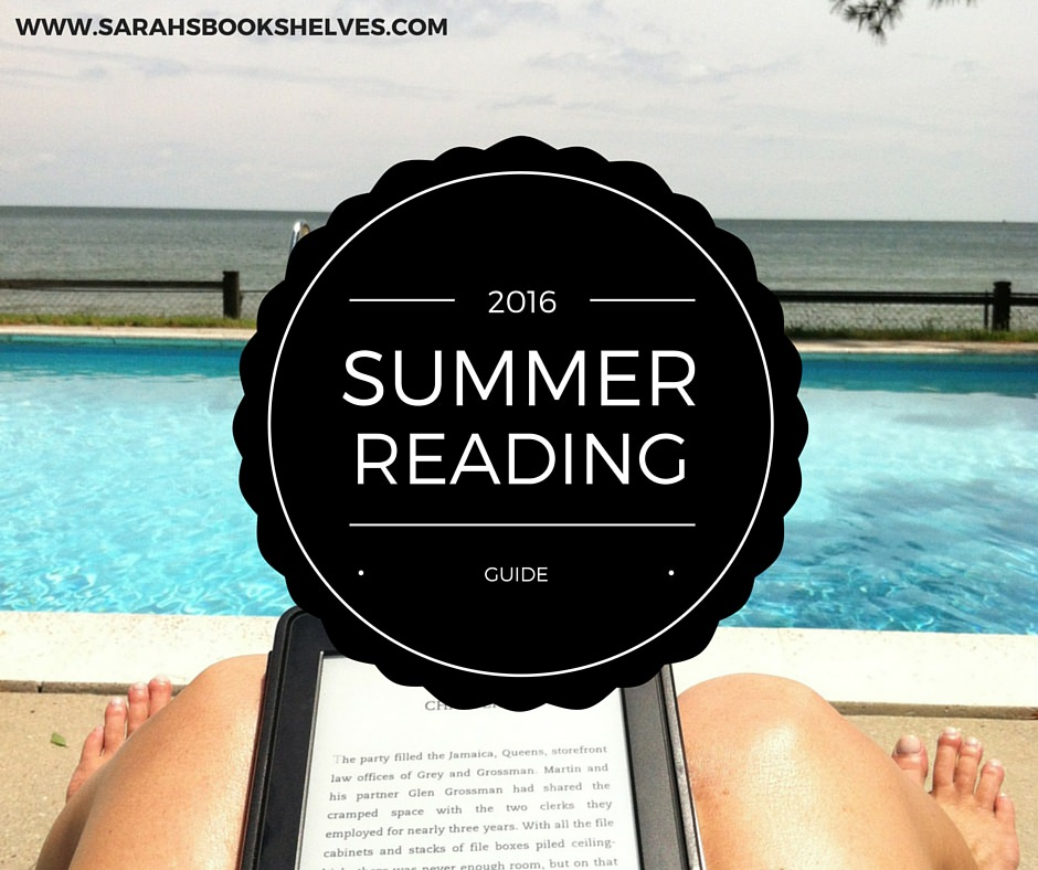 2016 Summer Reading Guide